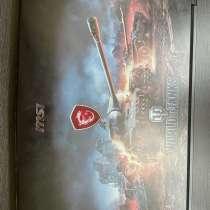 Игровой ноутбук msi(GeForce gtx 1050 ti), в Адлере