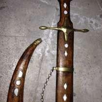 Антикварный мечь и кинжал, в г.Баку
