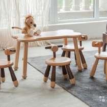 Мебель детская из массива дерева резная и простая, в Чебоксарах