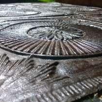 Антикварные плиты. Чугун 19 века, в Казани