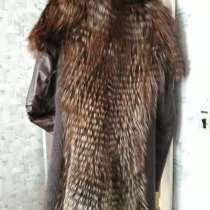 Продам красивое, модное, меховое пальто, в Тынде