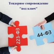 Тендерное сопровождение под ключ, в Новороссийске