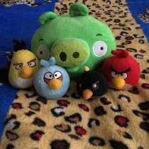 Игра angry birds, в Рязани