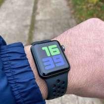 Часы Apple whach 3 38 nike, в Селятино