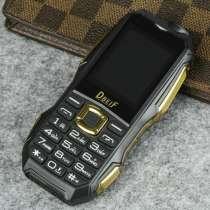 Экстримальный Телефон на 2 сим карты Dbeif, в Таганроге