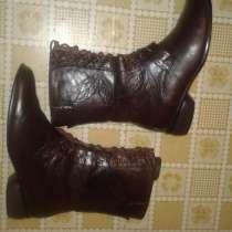Продам сапоги зима женские НОВЫЕ, в г.Талдыкорган
