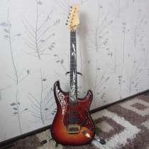 Электрогитара Fender Stratocaster (Custom), в Москве