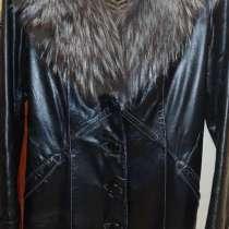 Кожаное пальто, в Азове
