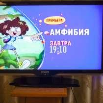 Телевизор philips дигональ-32, в Тюмени