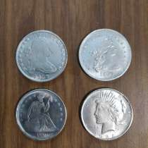 Доллары USA, в Казани
