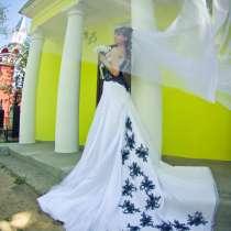 Продам дизайнерское свадебное платье, в Москве