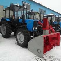 Снегоочиститель СШР–2,0П (передняя навеска) на МТЗ-80,82, в Ярославле