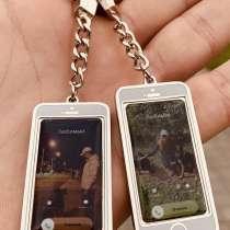 Брелок iPhone с фотографией звонка от любимого человека в Ми, в г.Минск