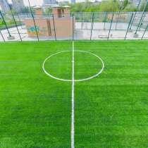 Искусственная трава заводского производства для футбола, в г.Бишкек