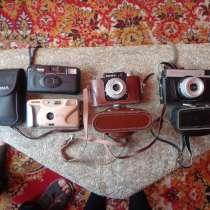 Продам старые фотоаппараты и приемник, в г.Могилёв