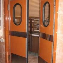 Маятниковые двери, в г.Запорожье