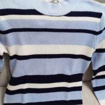 Джемпер (свитер) тёплый большого 50-52 размера, в Санкт-Петербурге
