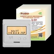 Терморегулятор электронный Heatline, Q-301, в Ростове-на-Дону