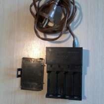 Зарядное устройство для батареек, в Глазове