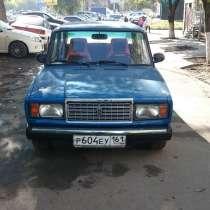 Продаю ваз 2107 2003 год, в Ростове-на-Дону