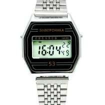 Часы наручные Электроника 53 №1198, в Москве