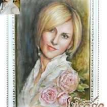Портрет маслом, шарж, карандашом, акварелью, в Владимире