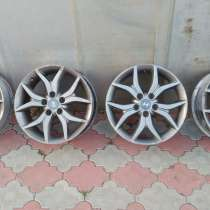 Диски R17 5*114.3 Hyundai Coupe, в г.Николаев