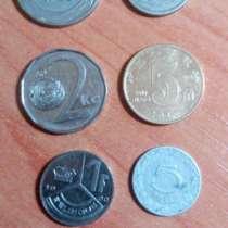 Набор зарубеж. монет, в Москве
