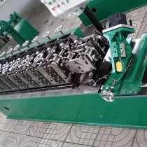 Линия для производства профилей кнауф 27x28 и 27x60, в г.Осака
