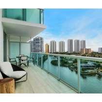 Апартамент в новом кондоминиуме в Санни-Айлс-Бич, в г.Майами
