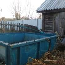 Продам металлический бассейн размер, в Хабаровске
