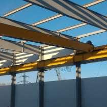 Монтаж, демонтаж кранов мостовых, козловых, кран-балок, в Красноярске