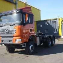 Седельный тягач SX42586W385C, 6х6, в Челябинске