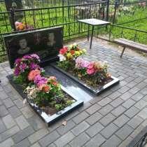 Благоустойство могил и памятники под ключ Новополоцк, в г.Новополоцк