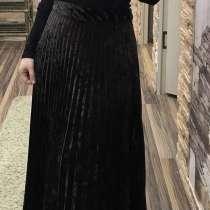 Шикарная велюровая юбка, в Баксане