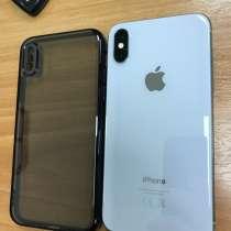 IPhone XS (Silver, 64gb), в Новосибирске