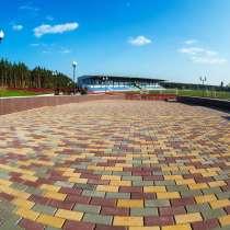 Тротуарная плитка, в Кирово-Чепецке