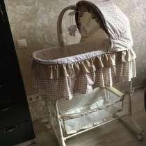Детская кровать люлька, в Туле