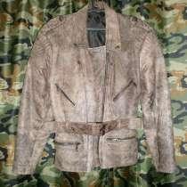 Куртка косуха натуральная кожа, в Екатеринбурге