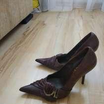 Туфли на шпильке новые, размер 36, в Нижнем Новгороде