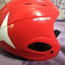 Шлем горнолыжный ATOMIC AJ JR red, в Хабаровске