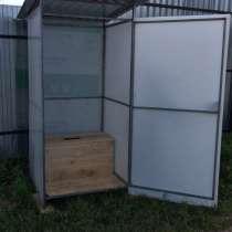 Туалет дачный.Бесплатная доставка, в Ярославле
