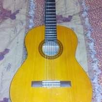 Продам классическую гитару Yamaha C45, в г.Малин