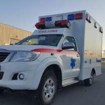 Скорая помощь Toyota Hilux Box Type, в г.Дубай