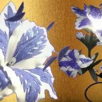 Светильники, ночники, торшеры цветы ручной работы подарки, в Екатеринбурге