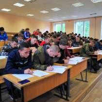 Подготовка к профотбору в ВУЗы МО, МЧС, МВД, в Сергиевом Посаде