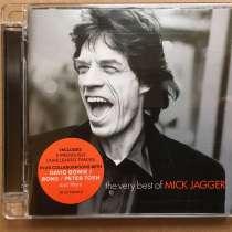 The Very Best Of Mick Jagger / CD new / 2007 EU, в Москве