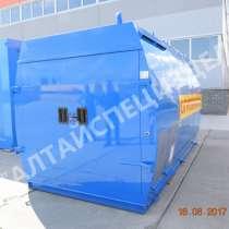 Контейнер хранения топлива 10 куб. м КХТ-10.1Д, в Барнауле