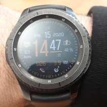 Умные часы Самсунг Гир С3, в Москве