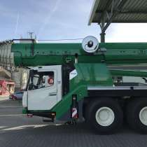 100 тонн NEW Grove GMK4100L-1 Автокран 100т 2017г, в Санкт-Петербурге